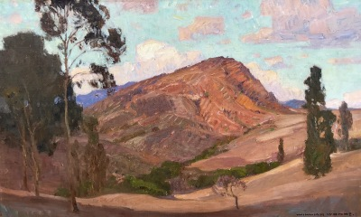 "alt=""William Wendt Tujunga Canyon"""