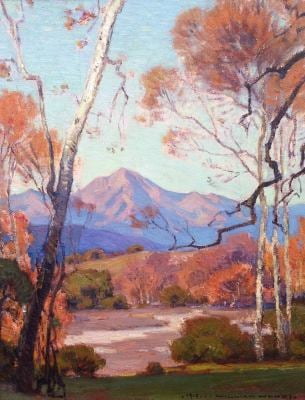 "name=""description"" content=""Discovering & chronicling the art of California artist William Wendt. We buy all William Wendt paintings."" />"